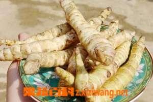 云南野菜的食用及药用
